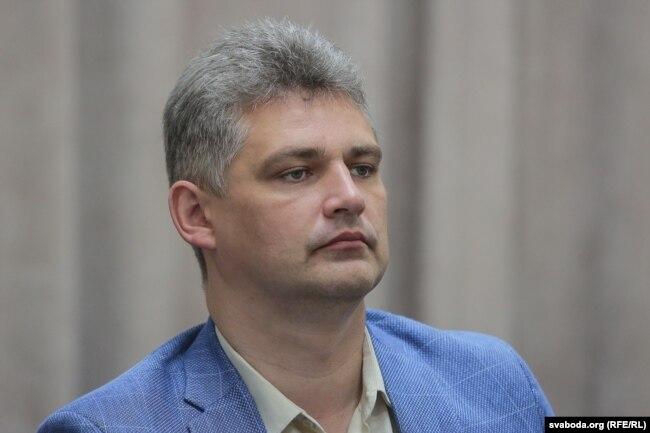 Юрась Губарэвіч, архіўнае фота