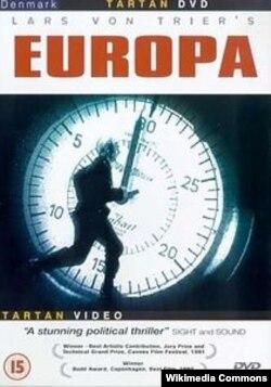 """Avropa"" filminin posteri."