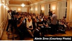 Publika na koncertu