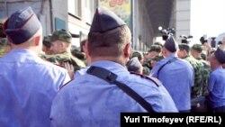 31 июля 2010 г. Москва, Триумфальная площадь