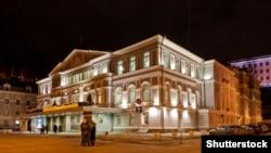 Національний драматичний театр імені Франка, Київ