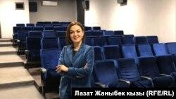 """Венера Токторова, """"Манас"""" кинотеатры"""