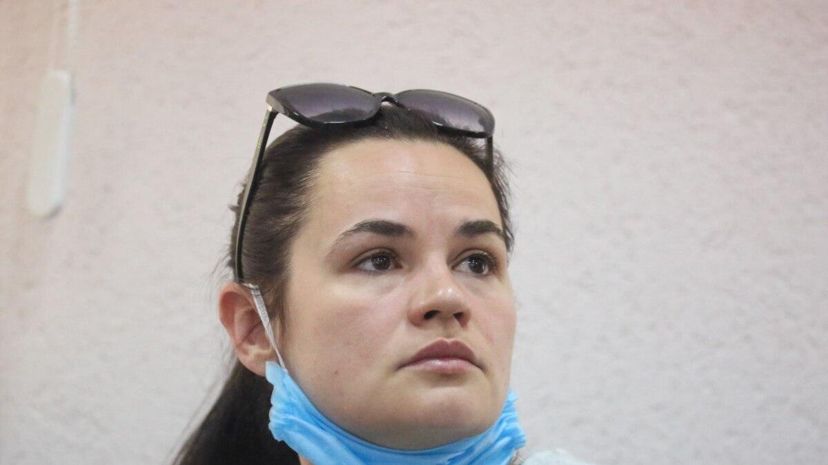 Тихановська обратилась к Путину за его встреча с Лукашенко