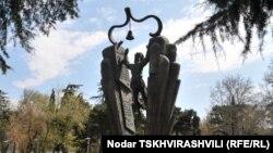 დედაენის ძეგლი თბილისში