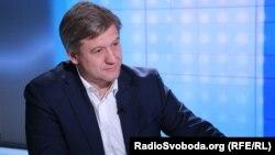 Олександр Данилюк, колишній секретар Ради національної безпеки і оборони України (архівне фото)