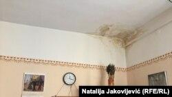 Najhitnije sređivanje krova koji se nalazi u alarmantnom stanju.
