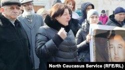 Митинг в поддержку Олега Хосонова, 16 февраля 2019 года
