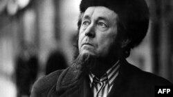 Александр Солженицын, 1974 год
