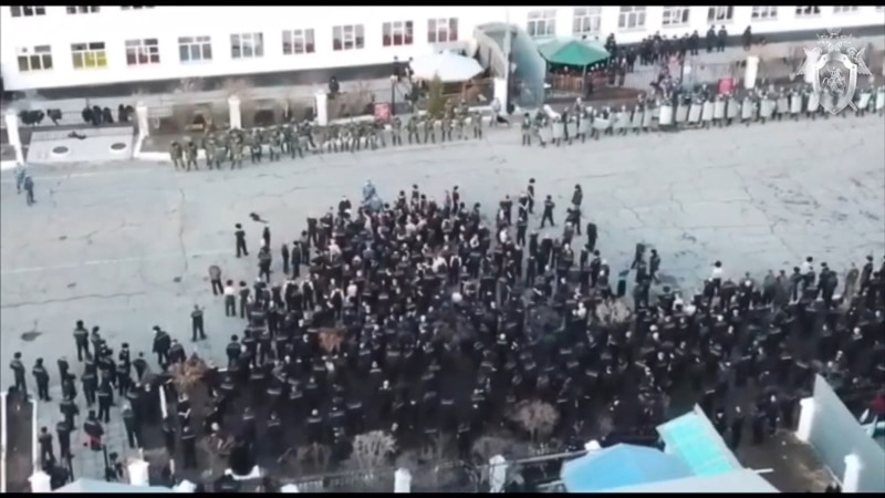 Gulagu.net: в Ангарске заключенный впал в кому после избиения