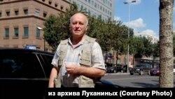 Учёный из Томска Александр Луканин