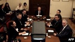 Лидерска средба во Грција
