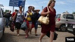 Украина -- Оьрсийчу уьдуш бу Донбассера бахархой, Изварине меттигерчу дозаннна гергахь, 20Тов2014