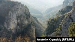 Гора Бойка в Крыму, архивное фото