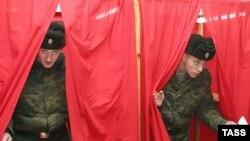 Основной избиратель в Ахалгори – российские военнослужащие, расквартированные на четвертой военной базе неподалеку от города
