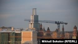 Ремонт Спасской башни