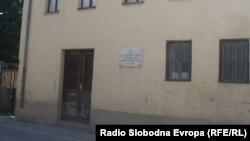 Спомен куќата на Стив Наумов во Битола - пример за лошата состојба на македонските музејски вредности.