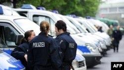 Полиция Берлина готовится к демонстрациям 1 мая