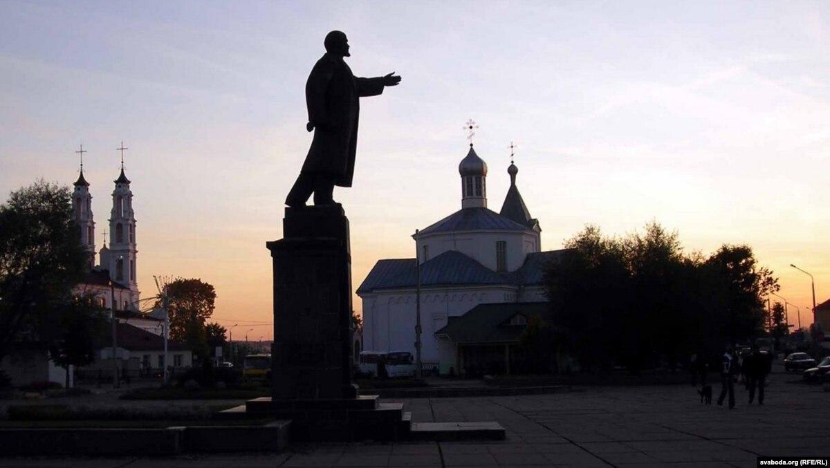 Бронзовый памятник Ленину, демонтированный в Желтых Водах, выставили на продажу