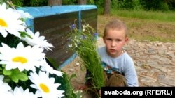 Кветкі – у памяць пра бязьвінных ахвяраў