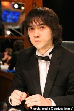 Глава комитета по культуре Владимир Цой