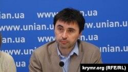 Эксперт украинской хельсинской группы по правам человека, адвокат Сергей Заец