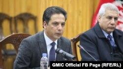 وحید عمر، مشاور ارشد ریاست جمهوری در امور روابط عامه و استراتژیک