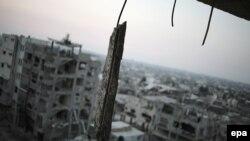 Više od 100.000 Palestinaca napustilo je razorene domove u pojasu Gaze nakon rata u ljeto 2014.