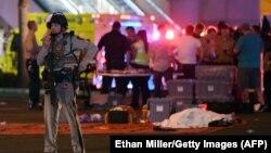 Масова стрілянина сталася свого часу на фестивалі кантрі-музики неподалік Лас-Вегаса у США 1 жовтня 2017 року
