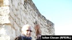 În vizită la cetatea Soroca