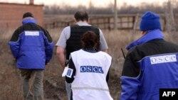 Спостерігачі ОБСЄ на Донбасі, ілюстраційне фото