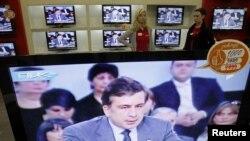 Михаил Саакашвили отвечает на вопросы общественности
