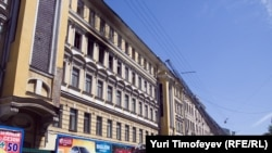 Пожар на Садовнической улице, дом 9