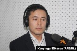 Нуржигит Кадырбеков.