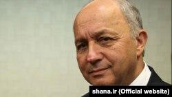 Министр иностранных дел Франции Лоран Фабиус.