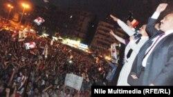 """قيادات """"الأخوان"""" في الميدان"""