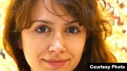 Марија Павлеска, студент и активист.