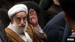 احمد جنتی، رئیس جدید مجلس خبرگان
