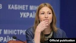 Перший заступник міністра інформаційної політики України Еміне Джеппар