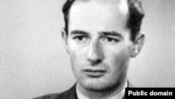 Raoul Wallenberg's passport photo from June 1944