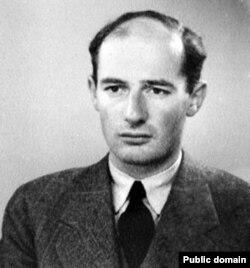 Паспортное фото Рауля Валленберга, 1944 год