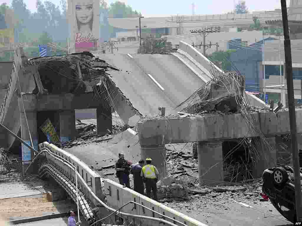 Число жертв землетрясения в Чили достигло 122