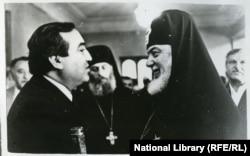 გივი გუმბარიძე და ილია II