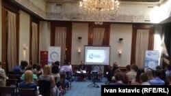 Konferencija o mladim poduzetnicima u organizaciji Fondacije 787, Sarajevo, 5. jul 2016.