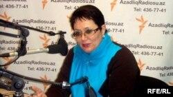 Эльмира Ахундова