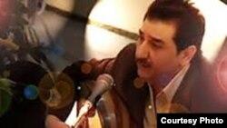 الفنان العراقي كريم منصور