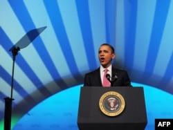 Obamanın Amerika İsrail İctimai Əlaqələr Komitəsində çıxışı, 4 mart, 2012