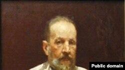 Граф Сергей Юльевич Витте (1849 – 1915) Председатель Совета министров Российской Империи (1905—1906). Этюд Ильи Репина