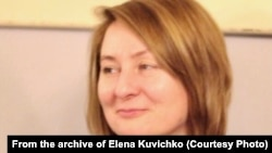 Елена Кувичко