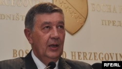 Nebojša Radmanović, Foto: Midhat Poturović