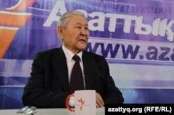 Cаясаткер Серікболсын Әбділдин. Aлматы. 20 наурыз, 2015 жыл.